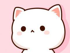 蜜桃猫表情包图片高清