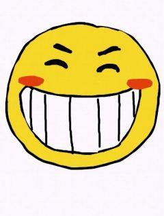 单个小黄脸表情包大图