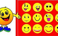 qq笑脸表情图的解释