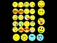 qq笑脸表情含义图解