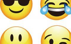 qq表情微笑大图