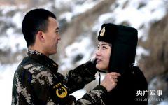 军人爱情图片浪漫