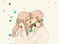 微信头像爱情浪漫图片情侣唯美图片
