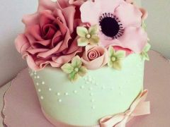 生日蛋糕爱情浪漫图片大全集