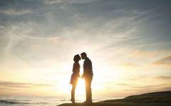 相爱老夫妻浪漫图片唯美