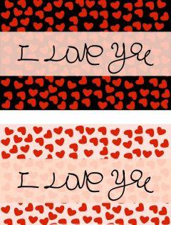 我爱你浪漫图片文字