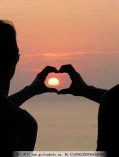 情侣图片浪漫背影
