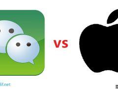苹果微信空白头像图片
