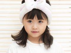 可爱图像小女孩