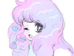 少女卡通头像可爱图片大全
