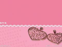 粉色壁纸我超可爱图片
