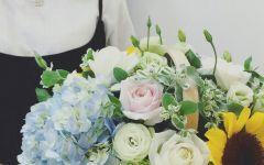 中年女微信头像花