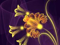 微信头像盆景花朵
