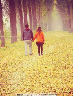 浪漫幸福唯美情侣图片