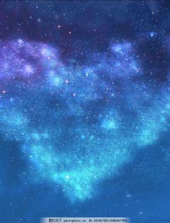 唯美图片浪漫星空图片