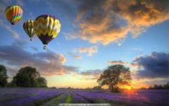 法国浪漫风景唯美图片