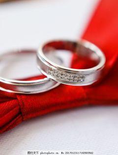 戒指图片唯美浪漫