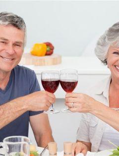老人爱的图片唯美浪漫