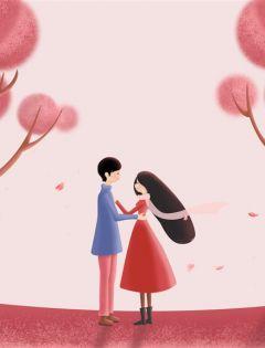好看的图片唯美浪漫卡通