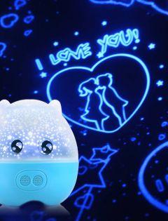 星空浪漫动漫情侣头像