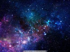 浪漫星空超清唯美图片