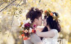 爱情浪漫的图片人影