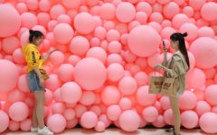最浪漫的爱情气球图片