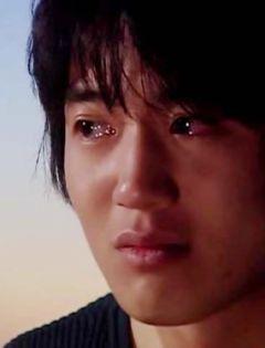 唯美伤感的落泪图片大全