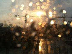 下雨天伤感唯美意境图片