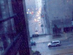 雨伤感唯美图片