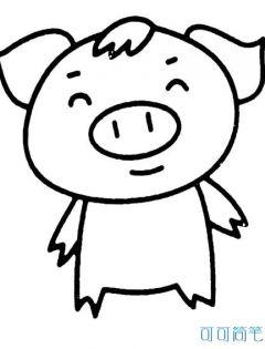 幼儿卡通简笔画大全