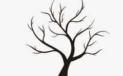 树枝简笔画