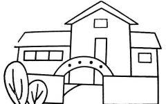 幼儿园简笔画风景图片