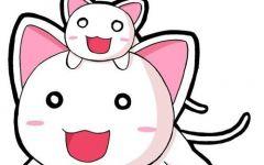 q版可爱动漫小猪图片