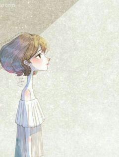 古风伤感唯美意境图片女生头像带字