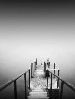 图片风景唯美伤感黑白