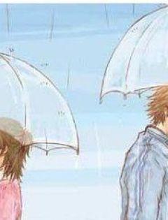 情侣图片分手唯美伤感带字