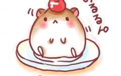 可爱仓鼠动漫图片