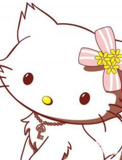 猫猫动漫图片大全可爱