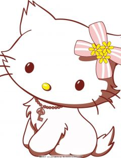 猫动漫图片大全可爱