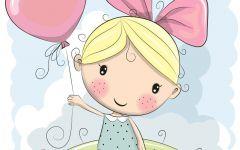 可爱的小女生动漫图片