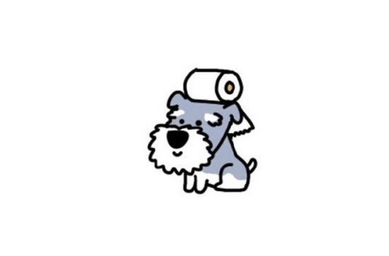 微信卡通q版狗狗头像
