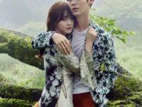 韩国明星情侣图片