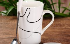 陶瓷杯子情侣图片