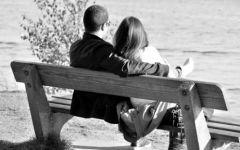 情侣图片黑白图片