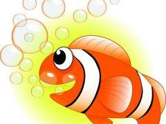 萌鱼图片大全可爱图片