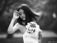 美国经典黑白爱情图片