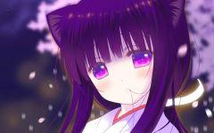 头像紫色系列可爱图片