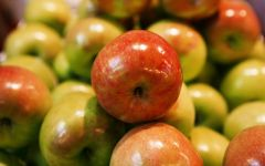 水果苹果可爱图片大全大图