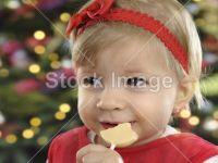 宝宝吃棒棒糖可爱图片